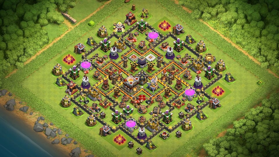 New Best Strong Th11 Base 2018 with REPLAY