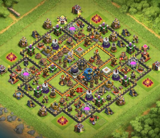 NEW Town Hall 12 Base 2018