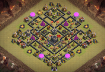 New Town Hall 9 (TH9) WAR BASE 2018 AnTi 3 Star