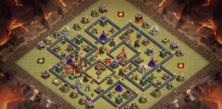 Anti 2 Star TH10 Base 2018 August