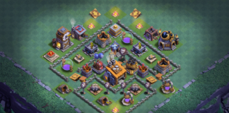 NEW Clash of Clans BH5 Base 2018 August