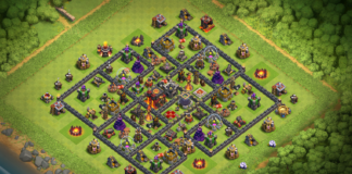 NEW TH10 Base 2018 August with REPLAY PROOF