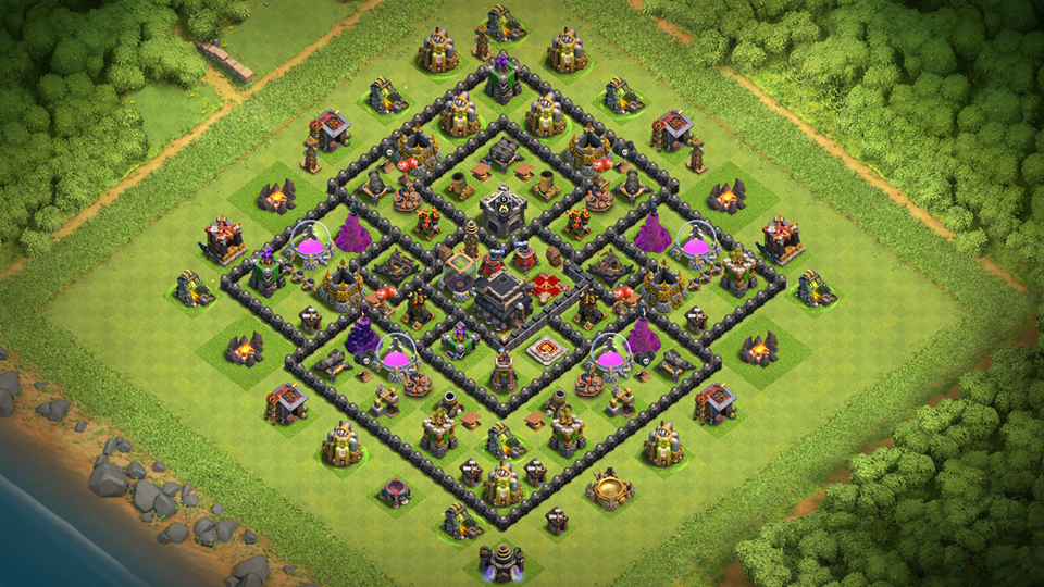 TOWN HALL 9 BASE, 2018 August WITH REPLAY