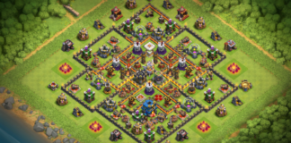 TOP TH11 Base 2018 September