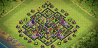 TH9 X-Bow Island TROPHY BASE