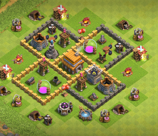 NEW BEST TH5 HYBRID-WAR Base with REPLAY PROOF