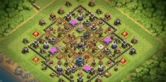 TH12 Trophy-Farming base