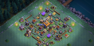NEW BEST Builder Hall 7 Base