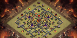 NEW TH10 War Base