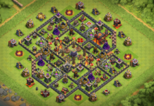 NEW TH10 Farming base