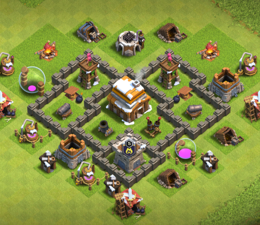 TH4 Base with REPLAY