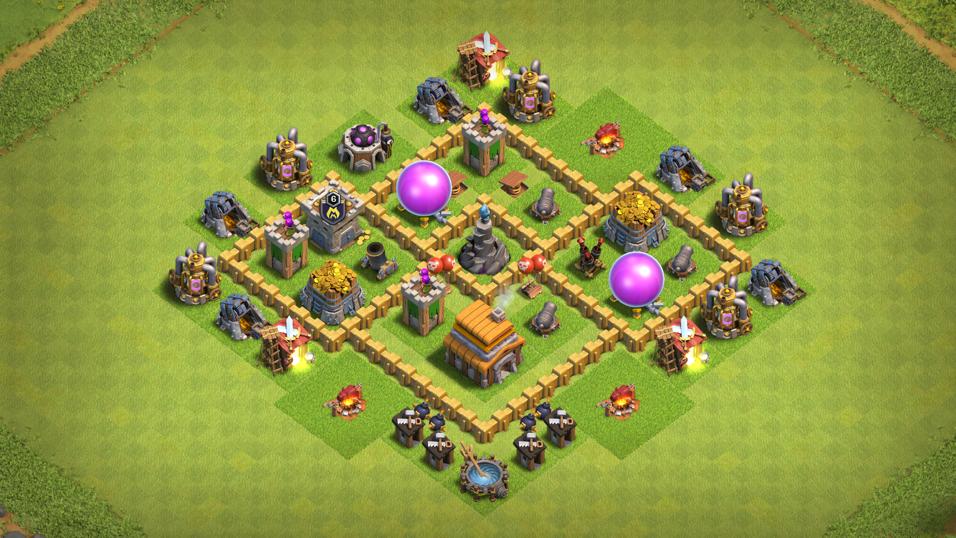 Coc Base For Th 5 8
