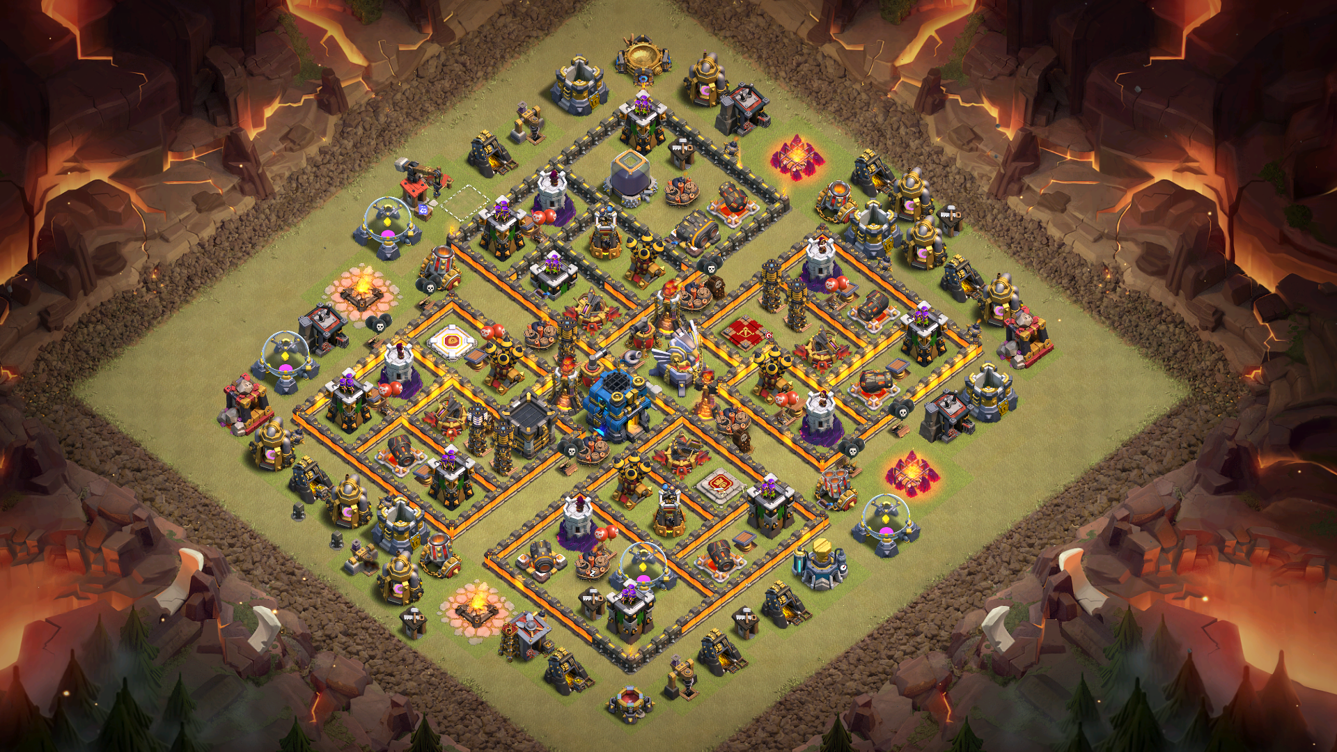 Base War Th 12 New 9