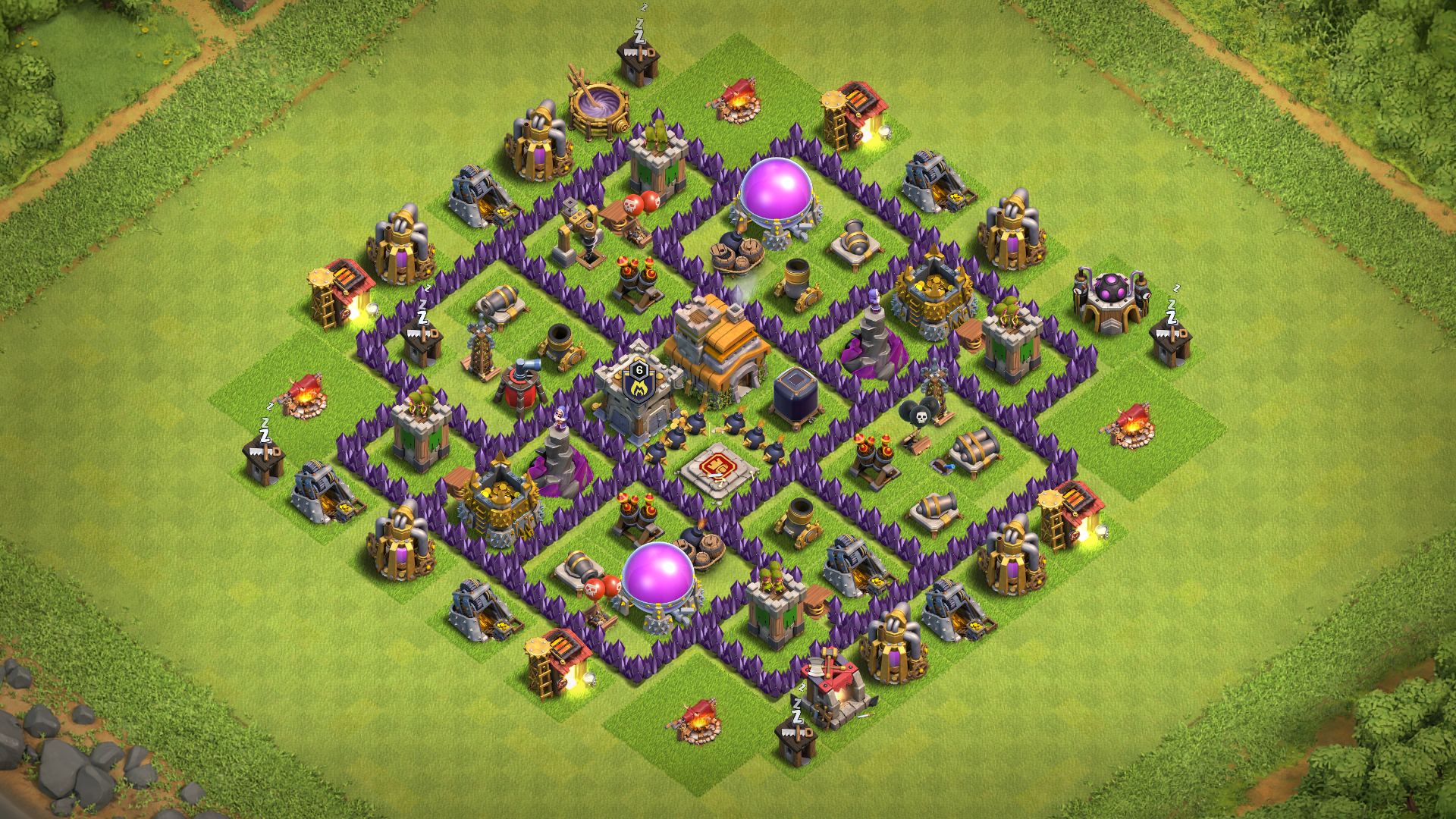 Th7 Base Layout With Base Copy Link
