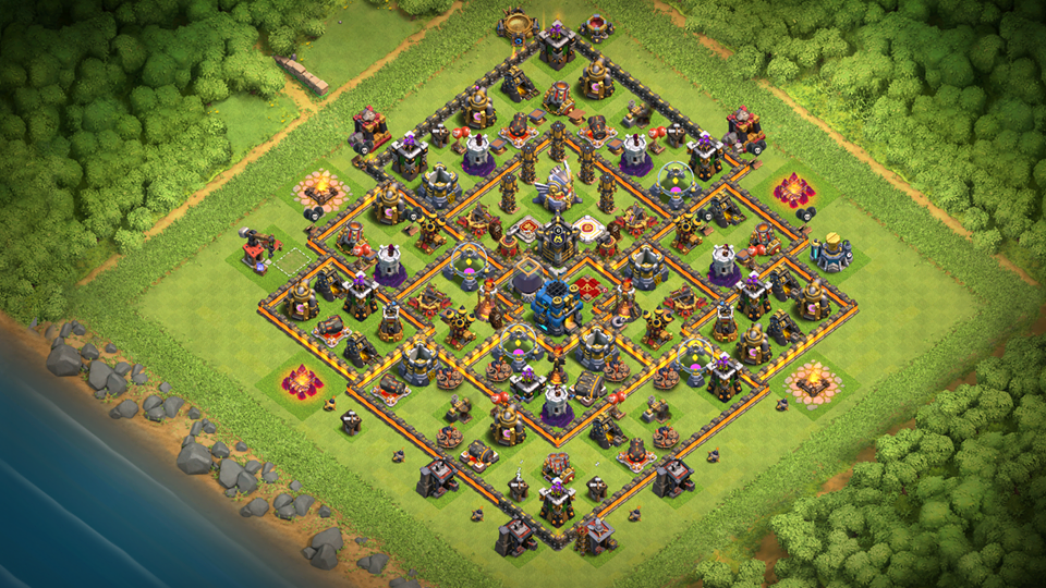 Th12 Farming Base 2019 New Update 8